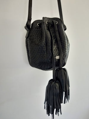 Cross Body Kobe ( Black )-CROSS BODY-Colombian Label Co.
