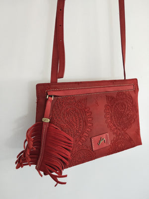 Cross Body Bandolera ( Carmina )-CROSS BODY-Colombian Label Co.