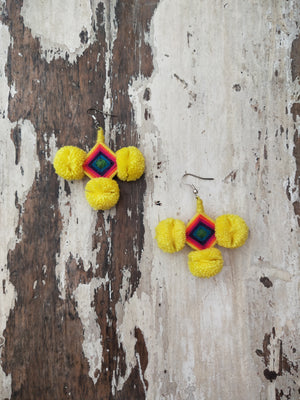 Wayyu Earrings-Earrings-Colombian Label Co.
