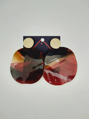 Earrings ( abstracto )-Earrings-Colombian Label Co.