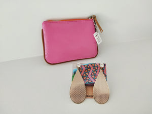 Document / Coin holder and earrings-under $50-Colombian Label Co.