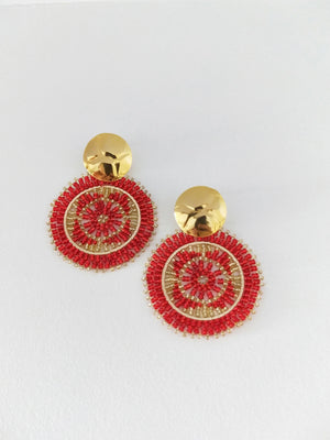 Sol-Earrings-Colombian Label Co.
