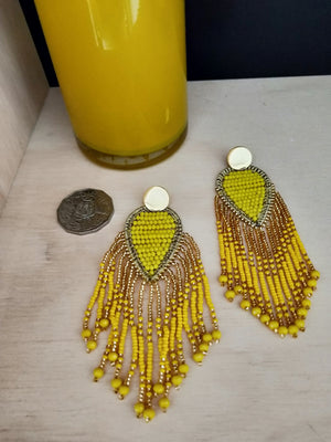 Pulpo earrings-Earrings-Colombian Label Co.