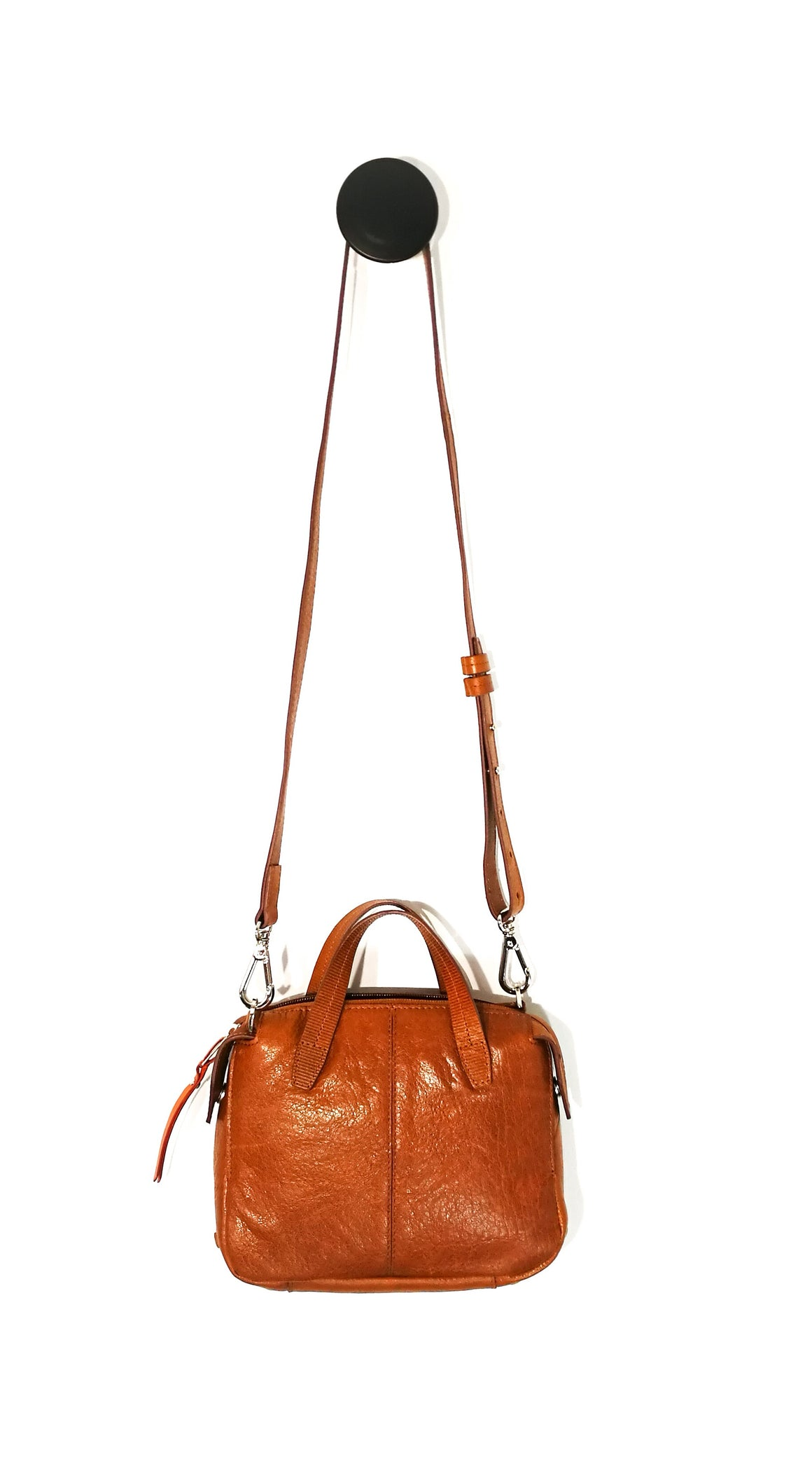 CROSS-BODY SATCHEL