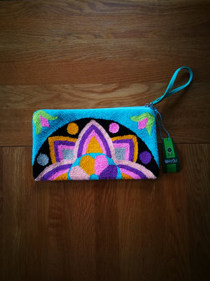 Boho Style Mochila Clutch-CLUTCH-Colombian Label Co.