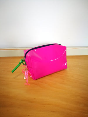 Vinyl Makeup Bag (GABI)
