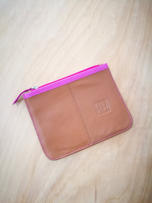 Leather Clutch-CLUTCH-Colombian Label Co.