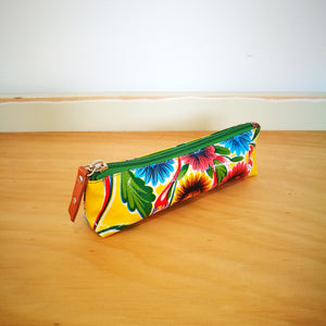 Vinyl Pencil Case-TRAVEL ACCESSORIES-Colombian Label Co.
