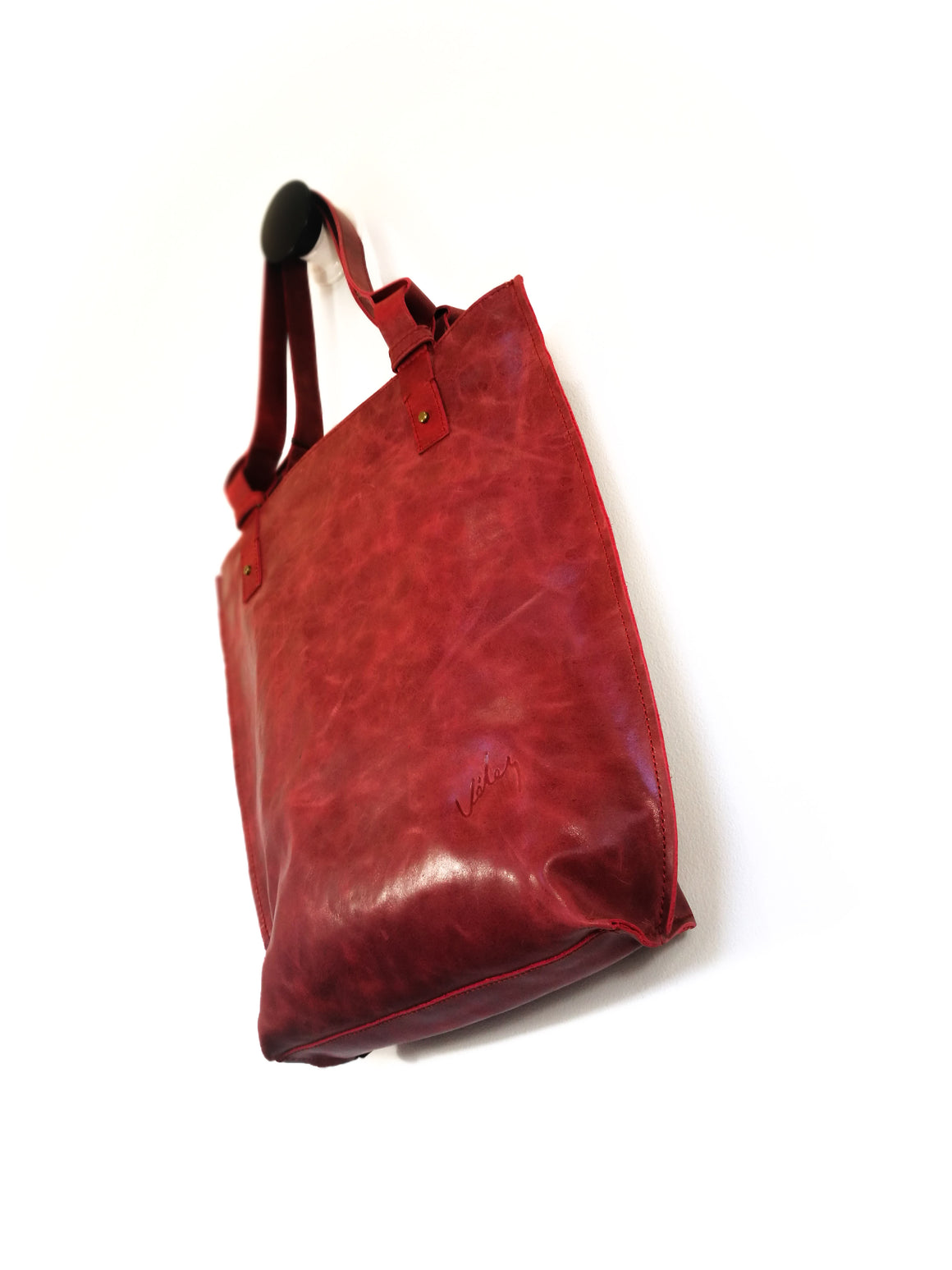 LEATHER HANDBAG ( TALEGO COLOURS )