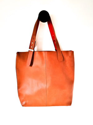 LEATHER TALEGO ELEMENTAL (BROWN)