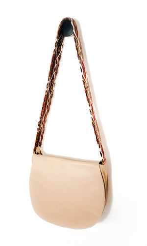 Shoulder Handbag ( CARRIEL NATURAL )-Handbags-Colombian Label Co.