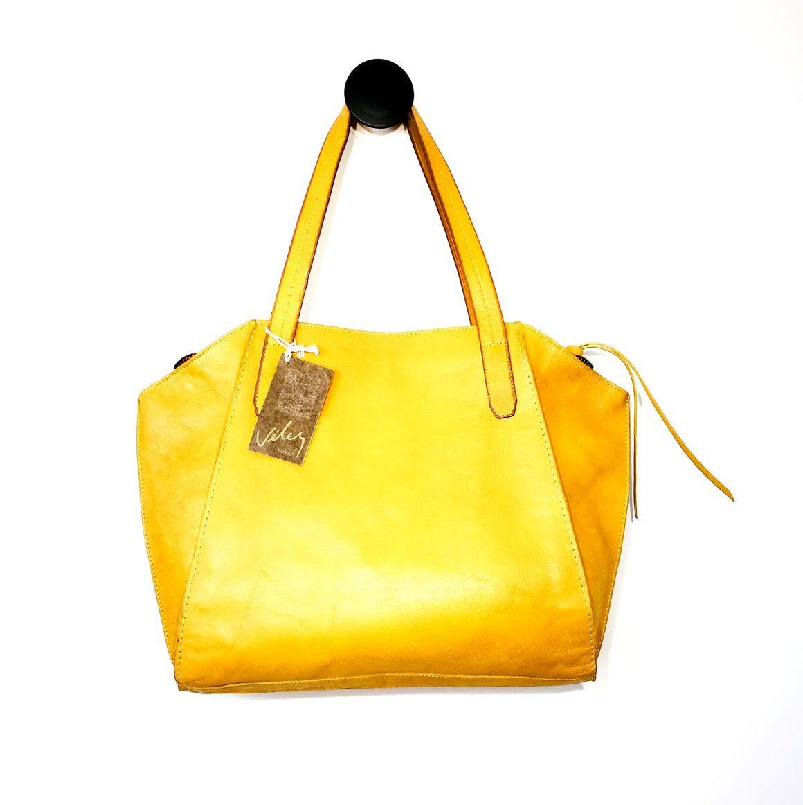 Leather shoulder Handbag (TALEGO ARTISAN SPRING )-LEATHER SHOULDER BAG-Colombian Label Co.