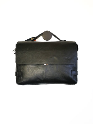 Men Leather Laptop Bag ( EL NATURALISTA )-BAGS-Colombian Label Co.