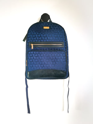 Backpack ( Azul )-BACKPACKS-Colombian Label Co.