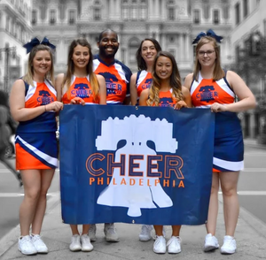 Welcome Cheer Philadelphia!