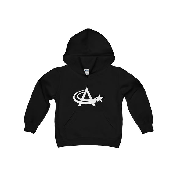 Kids Logo Heavy Blend Hooded Sweatshirt
