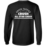 Cheer-Tastics Crush Youth LS T-Shirt