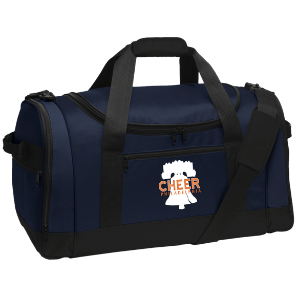 Cheer Philadelphia Travel Sports Duffel