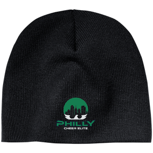 PCE Embroidered Acrylic Beanie