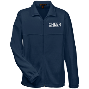 Cheer Philadelphia Unisex Fleece Full-Zip
