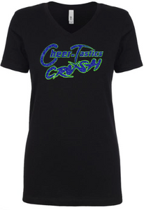 Cheer-Tastics Crush Bling Tee