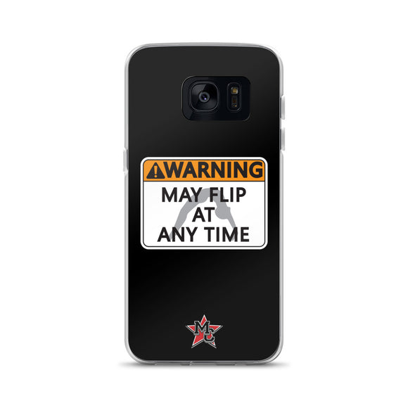Warning Samsung Case