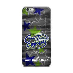 Cheer-Tastics iPhone Case