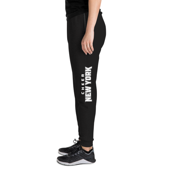 Cheer New York Unisex Joggers