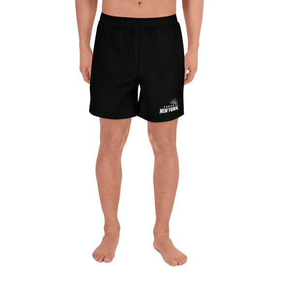 *Men's Black Long Shorts*