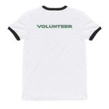 "PCE ""Volunteer"" Ringer T-Shirt"