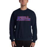 Cheer Austin Unisex Heavy Blend Crewneck Sweatshirt