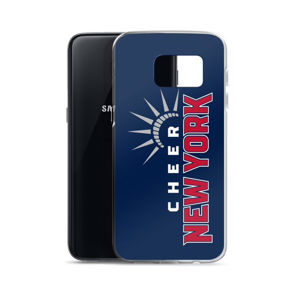 Cheer New York Samsung Case
