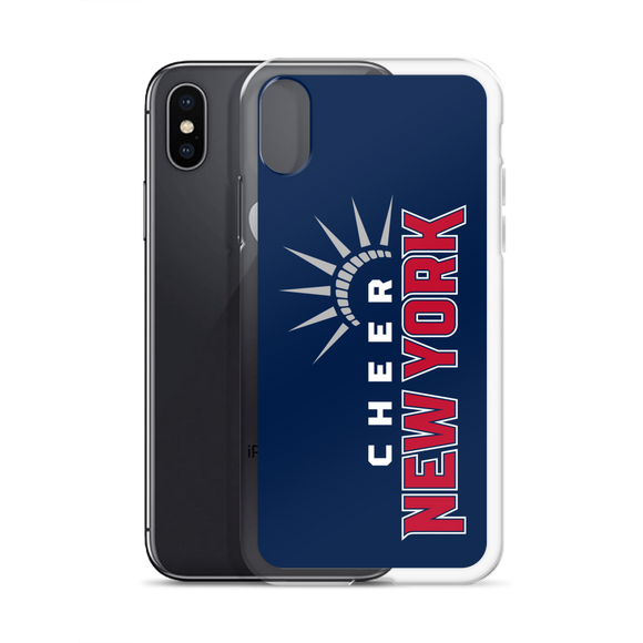 Cheer New York iPhone Case