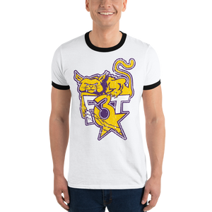 F3T Throwback Ringer T-Shirt