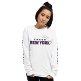 Cheer New York Long Sleeve T-Shirt