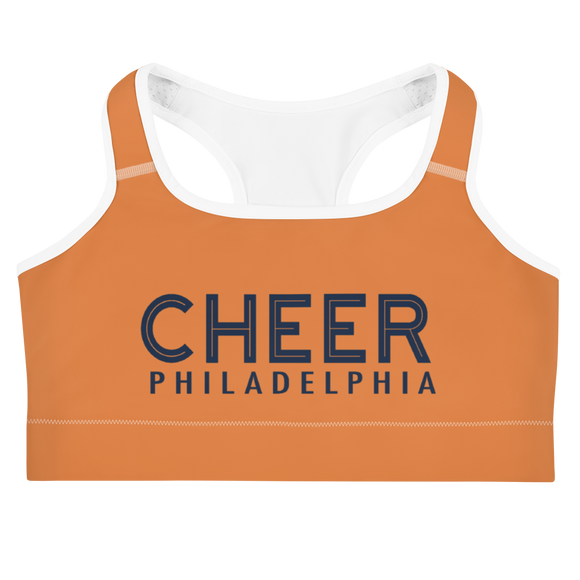 Cheer Philadelphia Sports bra