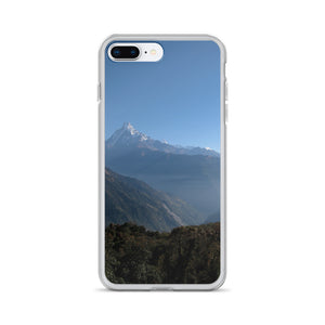"GBM Original Art ""Nepal Series: Fishtail"" iPhone Case"