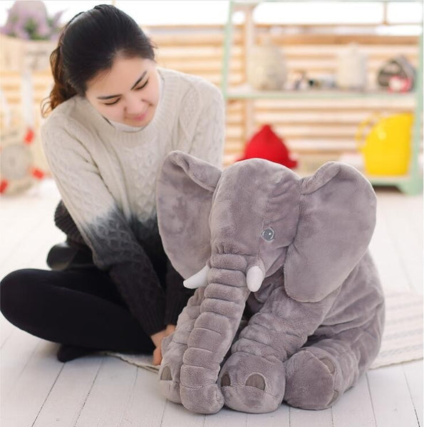 Super Soft Cute Big Stuffed Elephant Plush Toy