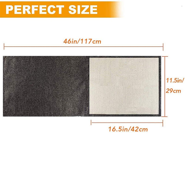 Durable Cat Anti-Scratching Sofa Protector (Mat)
