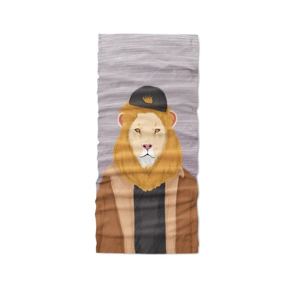 Creative Design Animal Portrait Headscarf Magic - Pets Utopia