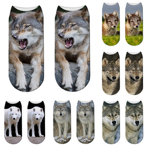 Cotton Socks Animal Dog  Socks - Pets Utopia