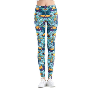 Lovely Birds Legging - Pets Utopia