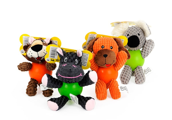 High-Quality Fabric Pet Dog Toy - Pets Utopia