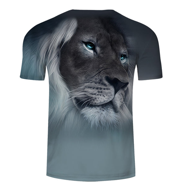 Lion T-Shirt - Pets Utopia