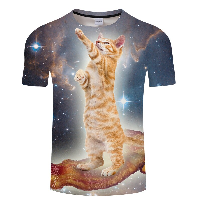 Lovely Cat T-Shirt - Pets Utopia