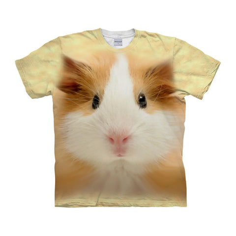 Cute Hamster T-Shirt - Pets Utopia