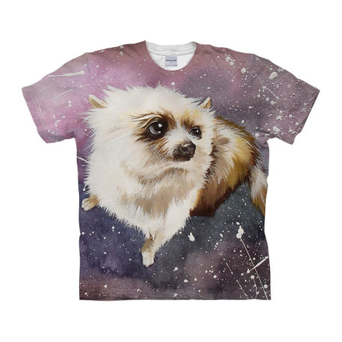 Galaxy Dog T-Shirt - Pets Utopia