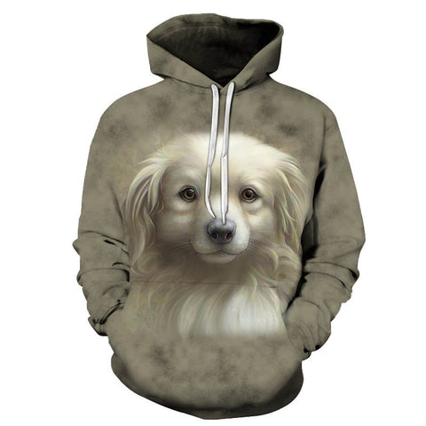 Lovely Dog Hoodie - Pets Utopia