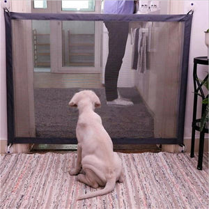 Pets Portable Folded Safe Guard Gate - Pets Utopia