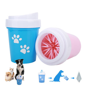 Pets Foot Clean Cup (For Dogs & Cats) - Pets Utopia